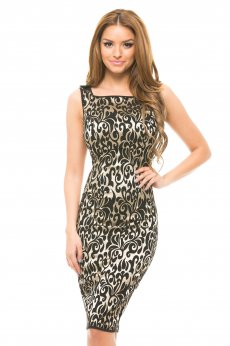 Rochie Fofy Highly Luxury Black