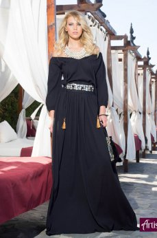 Rochie Artista Glorious Look Black
