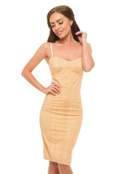 Rochie PrettyGirl Reflection Cream