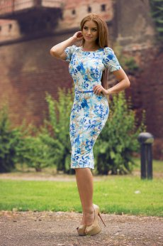 Rochie StarShinerS Perfectly Blue