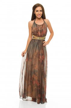 Rochie LaDonna Feminine Alternative Brown