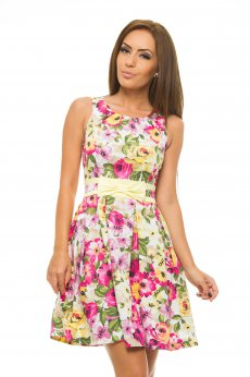 Rochie LaDonna Only Blossoms Pink