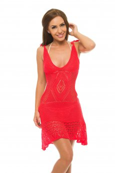 Mexton Eternal Holiday Coral Dress
