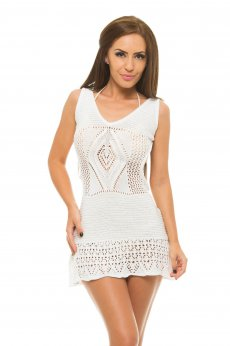Mexton Eternal Holiday White Dress