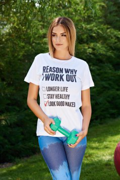 Good Reason White T-Shirt