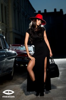 Rochie Mexton Simply Perfect Black