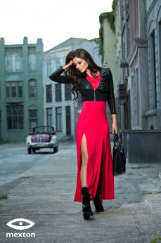 Mexton Simply Perfect Red Dress