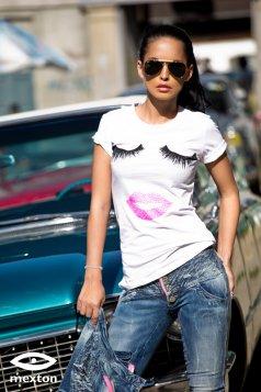 Mexton Intens Bliss White T-Shirt