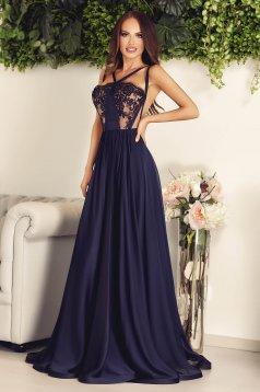 Ana Radu Dreamy Passion DarkBlue Dress