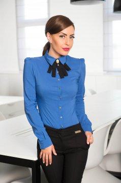 LaDonna True Harmony Blue Shirt