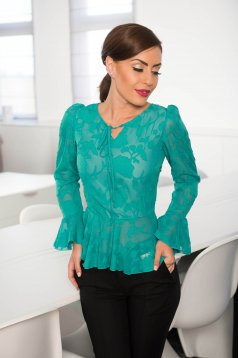 Bluza LaDonna Graceful Behave Green
