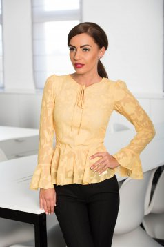 Bluza LaDonna Graceful Behave Yellow