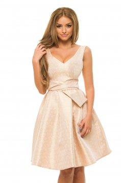 LaDonna Noble Brilliance Gold Dress