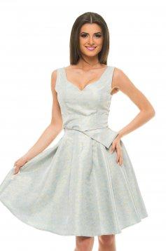 LaDonna Noble Brilliance Blue Dress