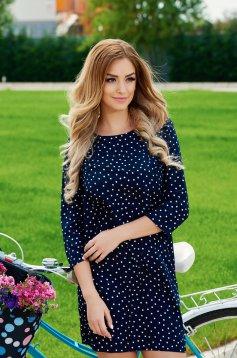 StarShinerS Pleasant DarkBlue Dress