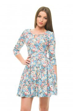 Rochie StarShinerS Colorful Blue