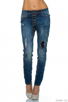 Modern Vision Blue Jeans