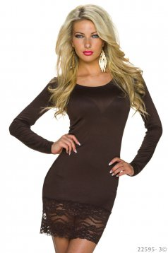 Rochie Absolute Pleasure Brown