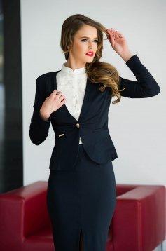 Fofy Office Trend DarkBlue Jacket