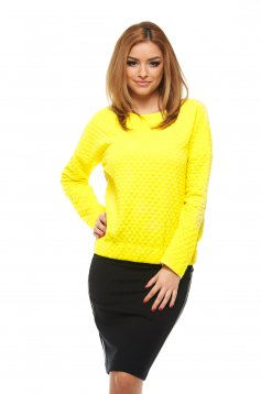 Bluza Top Secret Different Look Yellow