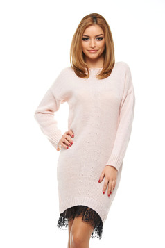 Top Secret Stiff Elegance Rosa Dress