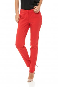 Top Secret Lady Tour Red Trousers