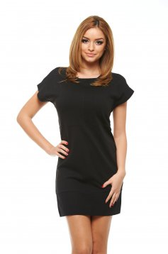 Rochie Top Secret Simple Allure Black