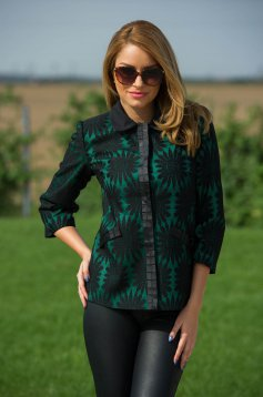 LaDonna Strong Flavour Green Jacket