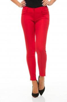 Pantaloni Artista Simple Appear Red