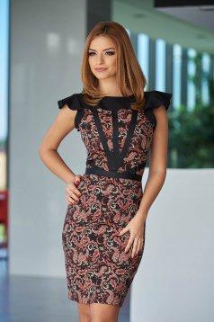 Rochie LaDonna Dreamy Elegance Red