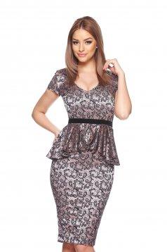 StarShinerS Mindful Rosa Dress
