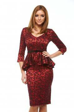 Rochie StarShinerS Mindful Red