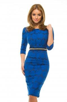 StarShinerS Stylish DarkBlue Dress