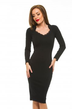 StarShinerS Beauty Black Dress
