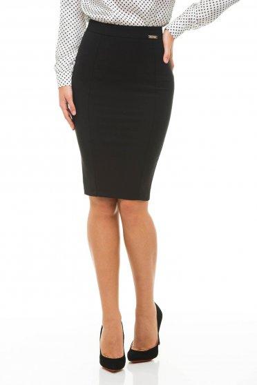 PrettyGirl Routine Black Skirt