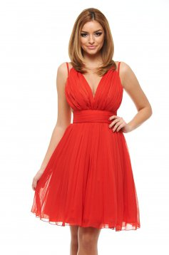 Ana Radu One Desire Red Dress
