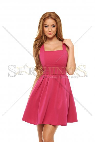 Girlish Diary Pink Dress