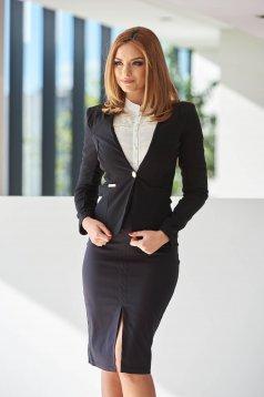 Fofy Modern Affair Black Jacket