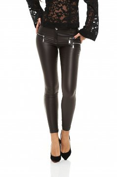Mexton Strong Lust DarkBrown Trousers