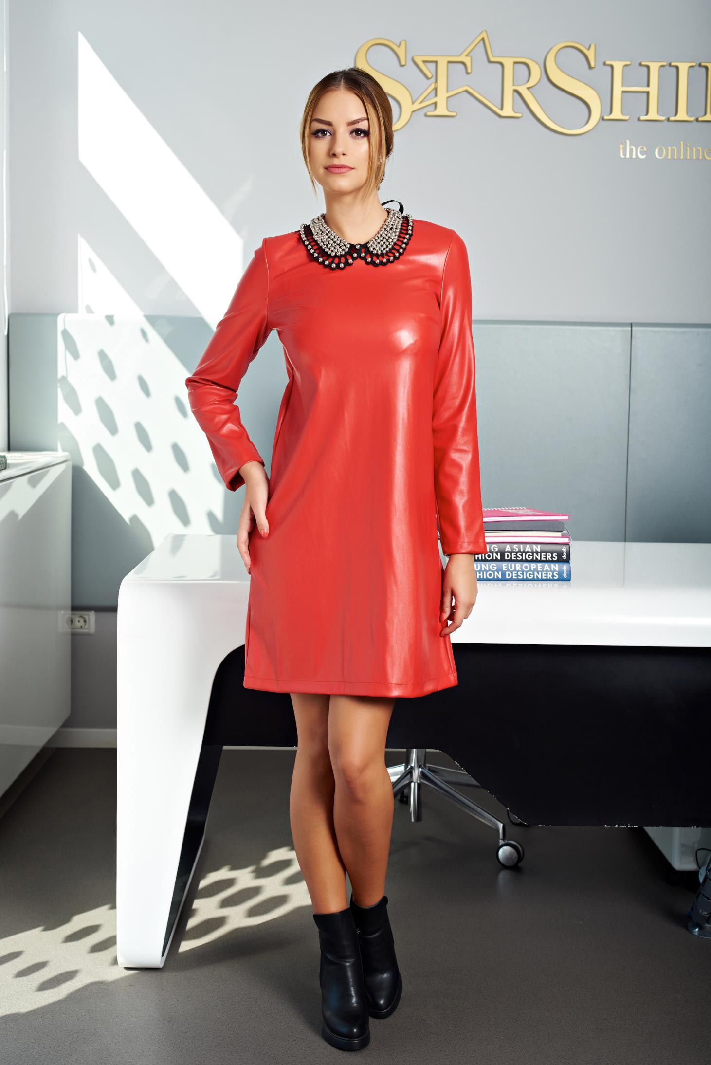 Rochie StarShinerS Glance Red