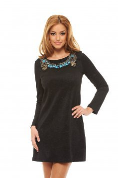 StarShinerS Romancing Black Dress