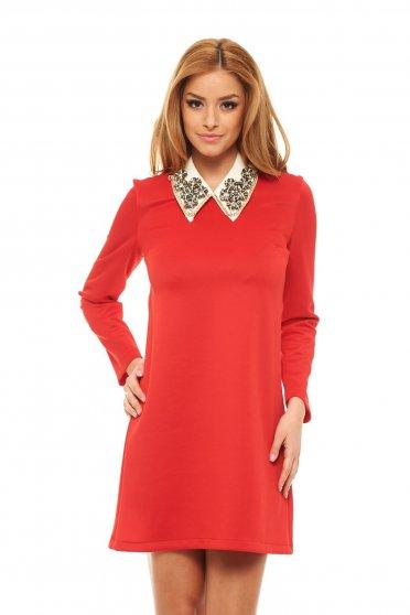 StarShinerS Energising Red Dress