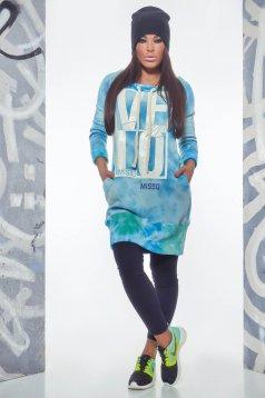 MissQ Lovely Time Blue Dress