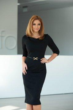 StarShinerS Ladylike Black Dress
