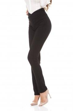 Pantaloni Fofy Five Senses Black