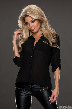 Camasa Surprising Elegance Black