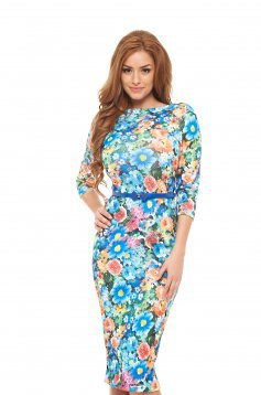 Rochie StarShinerS Candy Blue