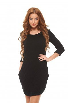 Artista Delicious Time Black Dress