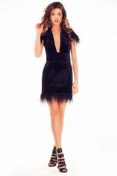 Ana Radu Night Adventure Black Dress