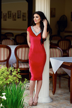 StarShinerS Famous Look Red Dress